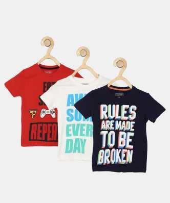 1fbb3d0d7f Polos & T-Shirts For Boys - Buy Kids T-shirts / Boys T-Shirts & Polos  Online At Best Prices In India - Flipkart.com