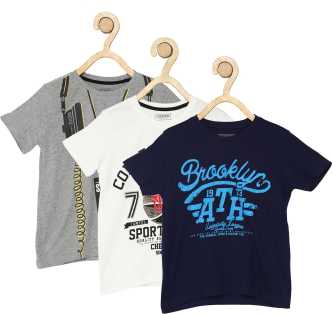 63f954a2b7f1 Polos & T-Shirts For Boys - Buy Kids T-shirts / Boys T-Shirts ...
