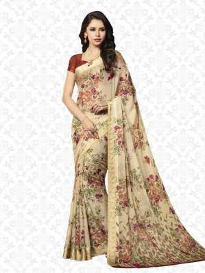 38918417c9 Chiffon Sarees - Buy Designer Chiffon Sarees Party Wear Online at Best  Prices In India | Flipkart.com