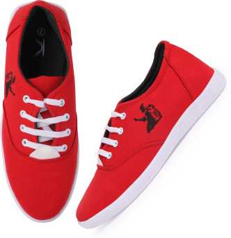 2f6a2b30b Red Sneakers - Buy Red Sneakers online at Best Prices in India |  Flipkart.com
