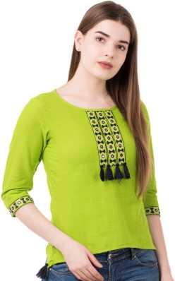 587573334fea Tops - Buy Women's Tops Online at Best Prices In India | Flipkart.com