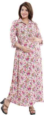 6d0a8b62b2 Maternity Dresses - Buy Pregnancy Dresses Online at Best Prices In ...