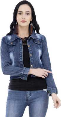 11cc4da8 Denim Jackets - Buy Jean Jackets for Women & Men online at best ...