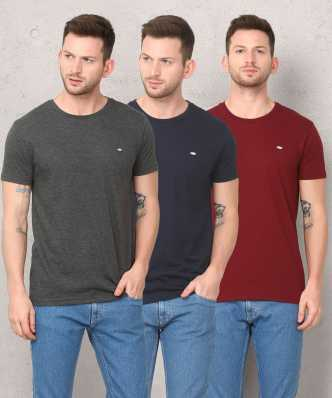 834378d7a9d T-Shirts for Men - Shop for Branded Men s T-Shirts at Best Prices in ...