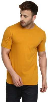 30fd2149 Plain T Shirts - Buy Plain T Shirts online at Best Prices in India ...