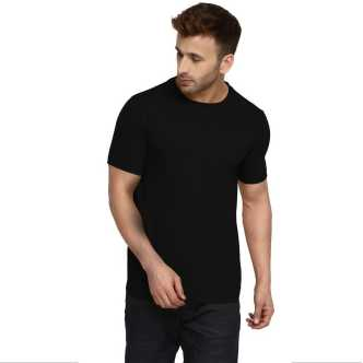 fb7c0e9b3 Plain T Shirts - Buy Plain T Shirts online at Best Prices in India ...