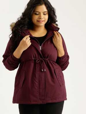 buy online dc013 d2e2b Parka Jackets - Buy Parka Jackets online at Best Prices in ...