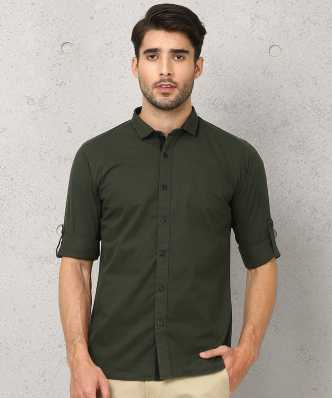 5ce120518d274 Men's Casual Shirts - Buy Casual shirts for men online at best ...