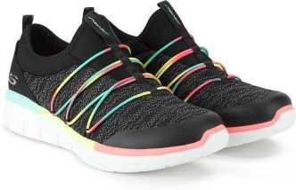 0c0dfe6f86032 Skechers Shoes For Women - Buy Skechers Ladies Shoes Online at Best ...