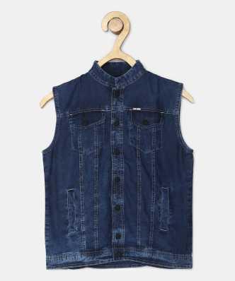 cce987a3e Denim Jackets - Buy Jean Jackets for Women & Men online at best ...