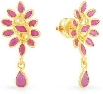 Malabar Gold And Diamonds Earrings