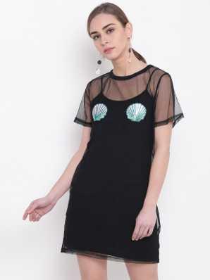 f2846e91fbd49c Forever 21 Dresses - Buy Forever 21 Dresses Online at Best Prices In India  | Flipkart.com