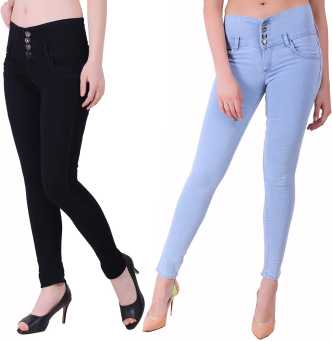 ce443ff4a Ladies Jeans & Shorts Online at Best Prices In India | Get Levis,Wrangler &  more