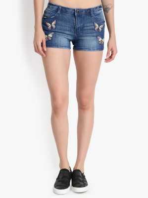 f6ff066cf5 Women Shorts - Buy Ladies Shorts, Denim Shorts & Hotpants Online ...