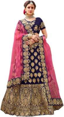87edb980e157 Party Wear Lehenga - Buy Party Wear Lehenga online at Best Prices in ...