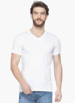 682c93ee7 Plain T Shirts - Buy Plain T Shirts online at Best Prices in India ...