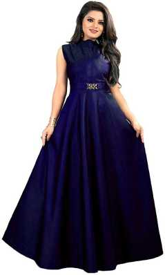 5bd7cc8e11fc Party Wear Gowns - Buy Latest Party Wear Long Ball Gowns online at best  prices - Flipkart.com