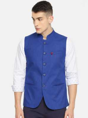 ebb7510ed69 Sleeveless Printed Men Jacket. ₹1,319. ₹3,999. 67% off. The Indian Garage Co