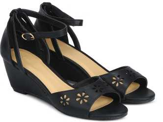 40a603d3900f Women's Wedges Sandals - Buy Wedges Shoes Online At Best Prices In ...