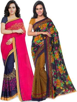 Daily Wear Sarees - Buy Daily Wear Sarees Online at Best Prices In