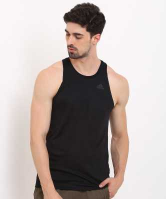 44d15161 sleeveless Mens T-Shirts online at Flipkart.com