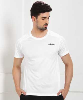 abe245f35 Adidas Tshirts - Buy Adidas T-shirts @ Min 50% Off Online for men |  Flipkart.com