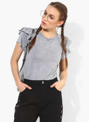 9cbd55949c23 Forever 21 Tops - Buy Forever 21 Tops Online at Best Prices In India ...
