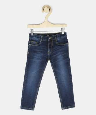 f8fa45611 Boys Jeans - Buy Jeans For Boys Online In India At Best Prices ...