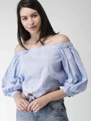 72991f90a71 Forever 21 Tops - Buy Forever 21 Tops Online at Best Prices In India ...