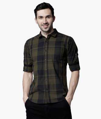 792ebe9d Men's Casual Shirts - Buy Casual shirts for men online at best prices at  Flipkart.com