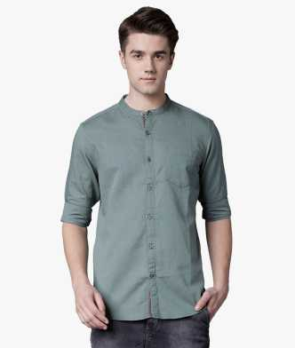 e8e48f261bae Linen Shirts - Buy Linen Shirts online at Best Prices in India ...