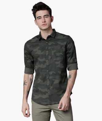 b5825c8f Men's Casual Shirts - Buy Casual shirts for men online at best prices at  Flipkart.com