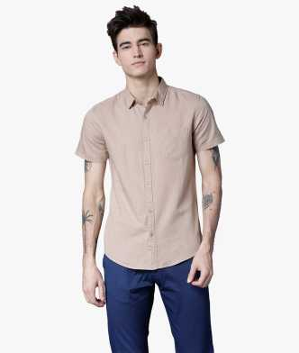 80c5df50604 Linen Shirts - Buy Linen Shirts online at Best Prices in India ...