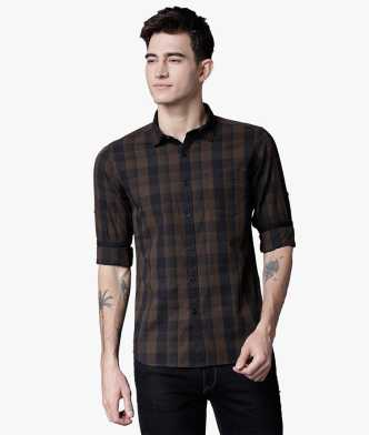 Shirts for Men - Buy Men's Shirts online at best prices in India