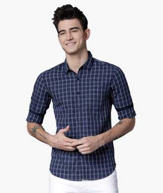 06ca175c2ccfc Men's Casual Shirts - Buy Casual shirts for men online at best ...
