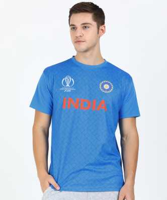 7c0bdc23 Blue Tshirts - Buy Blue Tshirts Online at Best Prices In India ...