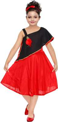 cd38b1ea6bf01 Girls Dresses/Skirts Online - Party Wear Dresses For Girls Online At ...