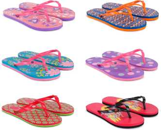 93a2954f14583 Slippers & Flip Flops For Womens - Buy Ladies Slippers, Chappals ...