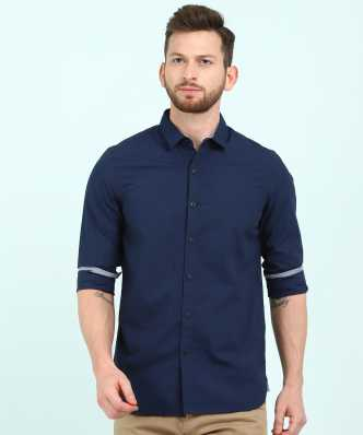 0d3fa10fefd91 Men's Casual Shirts - Buy Casual shirts for men online at best ...