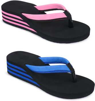 440727b2ade07 Slippers & Flip Flops For Womens - Buy Ladies Slippers, Chappals ...