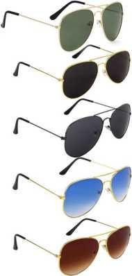70eee8c2f931 Aviator Sunglasses - Buy Aviator Specs & Aviator Sunglasses Online ...