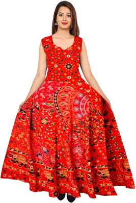 a2913bde56 Red Gowns - Buy Red Gowns Online at Best Prices In India | Flipkart.com