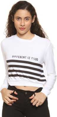 84977adaa6491b White Crop Tops - Buy White Crop Tops online at Best Prices in India ...