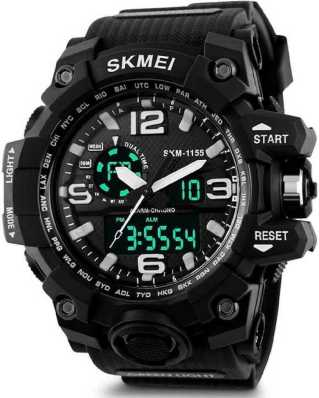 b201f633c Black Watches - Buy Black Watches Online For Men & Women at Best Prices in  India | Flipkart.com