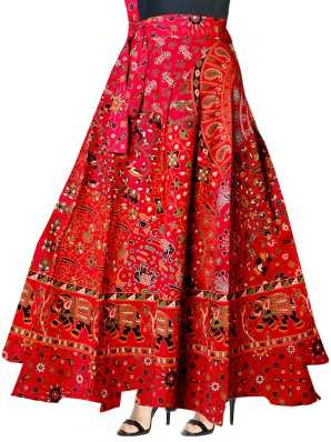 875f51154a Red Skirts - Buy Red Skirts Online at Best Prices In India | Flipkart.com