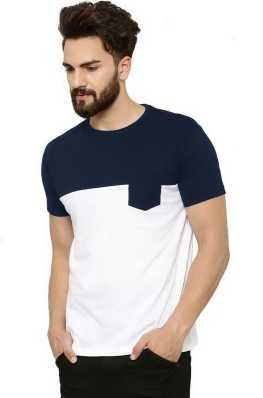 09ff92924 White T-Shirts - Buy White T-Shirts Online at Best Prices In India ...