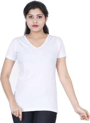 cdb9195ee675 V Neck Womens Clothing - Buy V Neck Womens Clothing Online at Best Prices  In India | Flipkart.com