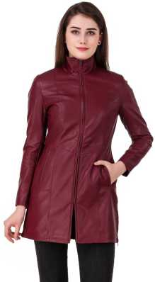 14b430a6 Leather Jackets - Buy Leather Jackets For Men & Women Online on ...