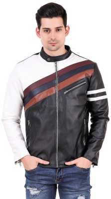 420f0c3b Leather Jackets - Buy Leather Jackets For Men & Women Online on ...