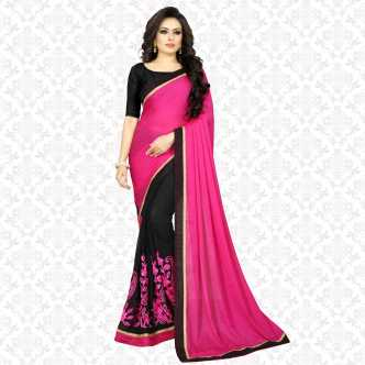 f9b796f327 Net Sarees - Buy Net Sarees Online at best prices at Flipkart